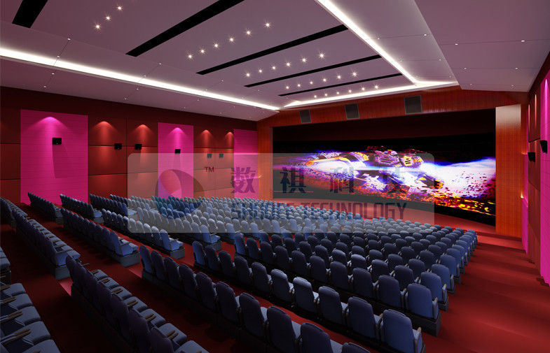 5 1 7 1 Sound System 4d Movie Theater High Definition